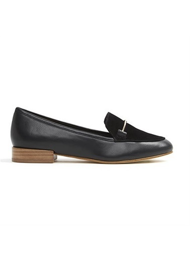 Metal Detaylı Deri Loafer Ayakkabı-Aldo